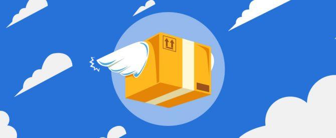 L'e-commerce donne des ailes à l'asile-colis !