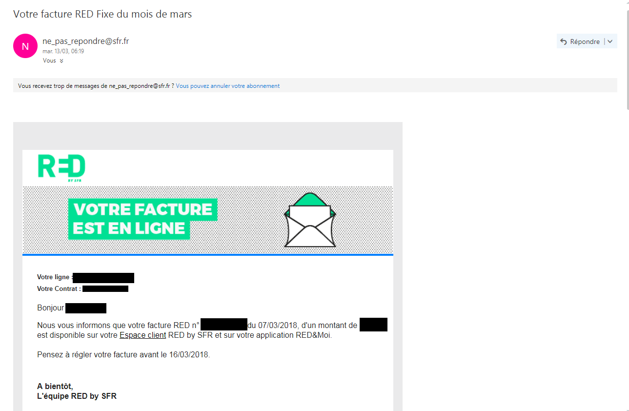 automated email