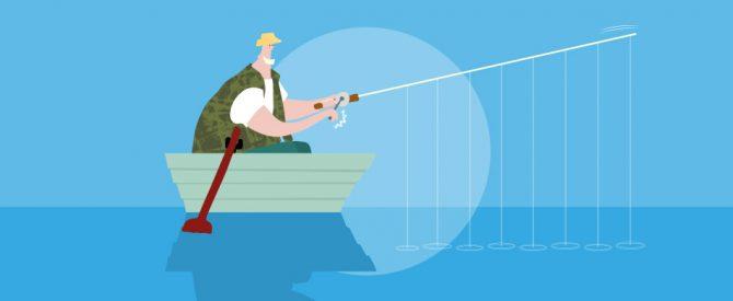 Génération de leads B2B :<br> les 8 techniques qui font mouche
